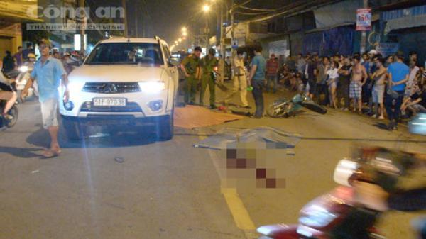 TP.HCM: Thắng gấp ngã ra đường, 2 thanh niên thiệt mạng