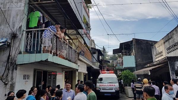 Ba mẹ con tử vong trong căn nhà cháy ở Sài Gòn