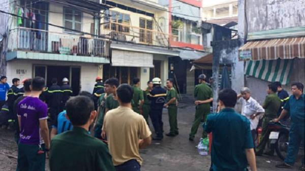 TP.HCM: Hỏa hoạn kinh hoàng lúc rạng sáng, 3 mẹ con tử vong