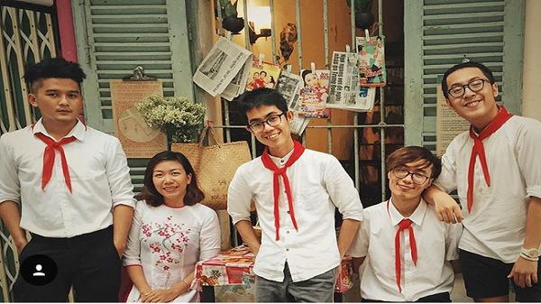 4 quán cafe theo phong cách 'ngày bé' cực hot ở Sài Gòn