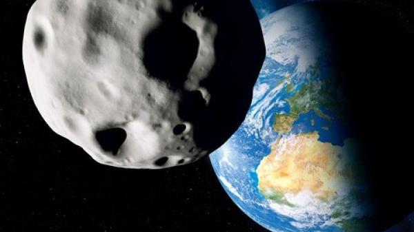 Tiểu hành tinh vụt qua Trái Đất ngay gần Tết nguyên đán