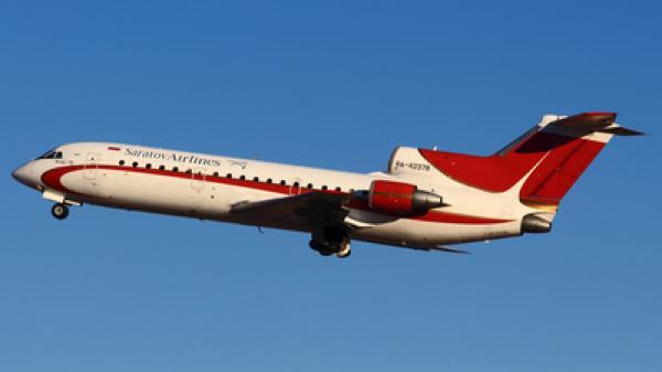 NÓNG: Tai nạn máy bay thảm khốc tại Nga, ít nhất 70 người thiệt mạng
