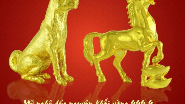 Giá vàng hôm nay 23/2: Sát ngày vía Thần Tài, vàng leo đỉnh mới