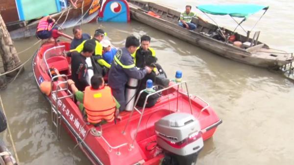 Nam công nhân trượt chân rơi xuống sông Cổ Chiên thiệt mạng