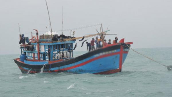 7 ngư dân miền Tây mất liên lạc bất thường