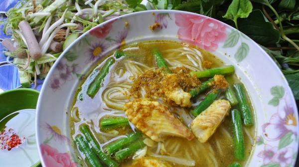 Món ngon của đồng bào Khmer ở Trà Vinh