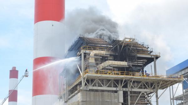Xác định nguyên nhân vụ cháy tại Nhà máy Nhiệt điện Duyên Hải 3(Trà Vinh)
