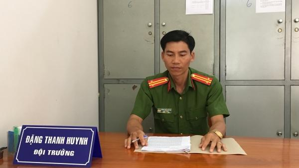 Trà Vinh: Tấm gương người đội trưởng cương quyết, mưu trí tấn công tội phạm