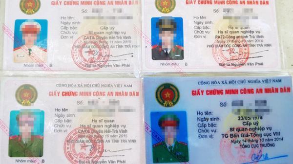 Cảnh sát 'cắm' thẻ công an để vay tiền ở Trà Vinh có bị loại khỏi ngành?