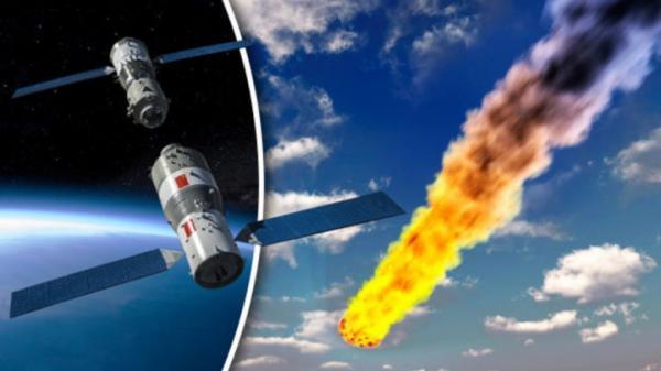 Trạm vũ trụ Thiên Cung 8,5 tấn của Trung Quốc sẽ rơi xuống chỗ nào trên trái đất?