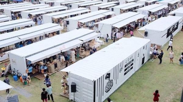 HOT: Phiên chợ container đang gây sốt trong giới trẻ sắp diễn ra ở miền Tây