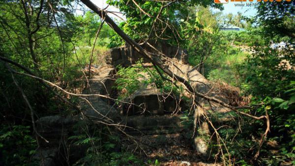 Kỳ bí ngôi mộ cổ bí ẩn của đại quý tộc đất Nam Bộ ở Trà Vinh