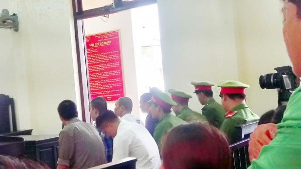 Trà Vinh: Vắng nhân chứng, tòa hoãn xử vụ trộm ở khu nhiệt điện