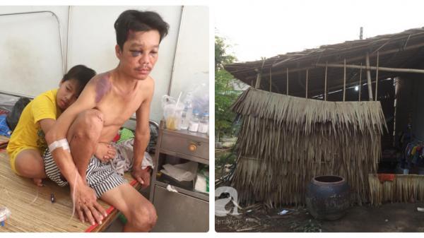 Trà Vinh: Xót xa hoàn cảnh mẹ bỏ đi lấy chồng, bé trai 12 tuổi nghỉ học vào bệnh viện chăm người cha khờ bị tai nạn mà không tiền cứu chữa