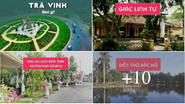 Lên lịch du ngoạn Trà Vinh trong dịp nghỉ lễ 30/4 - 1/5 tại những địa điểm đẹp 'lịm tim' (PII)