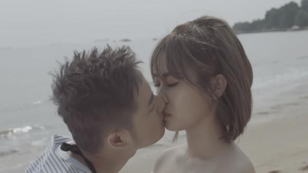 Ca sĩ gốc Trà Vinh Thanh Duy 'nghĩ tùm lum' khi hôn hot girl Misthy