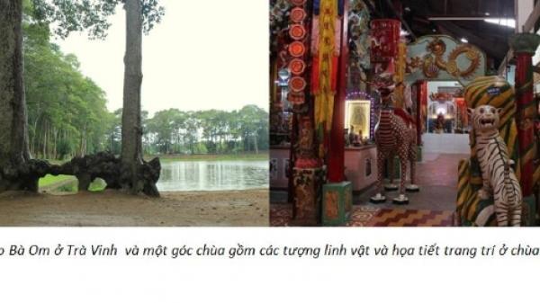 Trà Vinh thuộc top những điểm đến ấn tượng ở 3 miền trong Du lịch Việt Nam