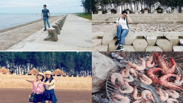 Biển Ba Động Duyên Hải - Trà Vinh điểm tới lý tưởng cho những ngày hè oi ả!