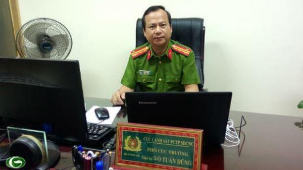 NÓNG: Phó cục trưởng C50, Bộ Công an c.hết tại trụ sở