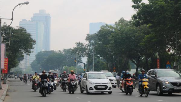 Sài Gòn mưa lớn kéo dài, tiếp tục xuất hiện sương mù
