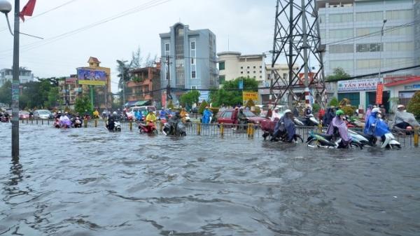 Đi đường nào để tránh các điểm ngập nước ở TP. Hồ Chí Minh?