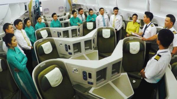 Lương phi công 3 hãng hàng không Việt chênh nhau thế nào