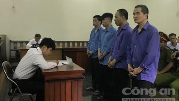 Tử hình kẻ cầm đầu đường dây buôn ma túy ở Sài Gòn
