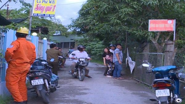 KINH HOÀNG nam thanh niên quê Trà Vinh bị điện giật tử vong trên cây