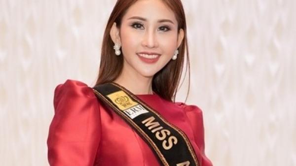 Người đẹp miền Tây thi Hoa hậu châu Á Thế giới