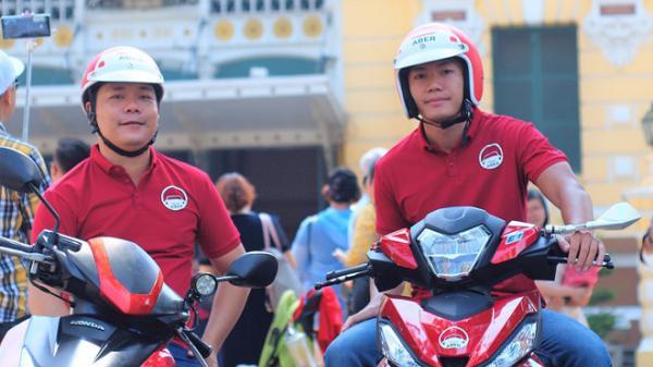 Xe công nghệ Việt ra mắt ở Sài Gòn, tài xế không trả chiết khấu