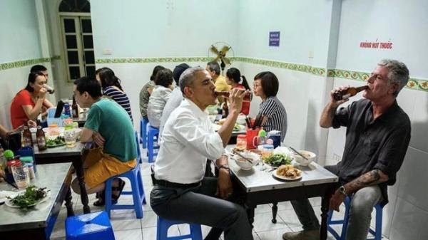 Hé lộ nguyên nhân cái chết của đầu bếp tới Việt Nam cùng Obama