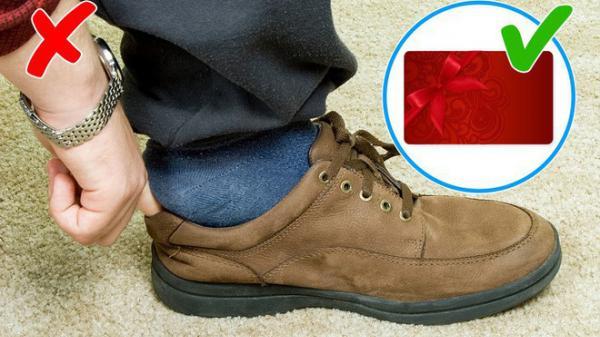 9 mẹo cực hay, ai đi giày cũng nên biết