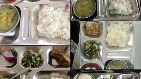 Vụ lùm xùm đấu thầu bếp ăn: Nhà trường sẽ không lựa chọn phương án của Phòng GD&ĐT
