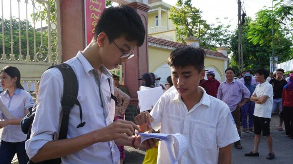 Tuyển sinh lớp 10 tại Nghệ An: Có thí sinh đạt điểm 10 bài thi tổ hợp