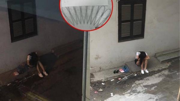 """Vụ cô gái bị bạn trai """"bỏ bom"""", chờ suốt đêm ngoài cửa: Người thật đã lên tiếng!"""