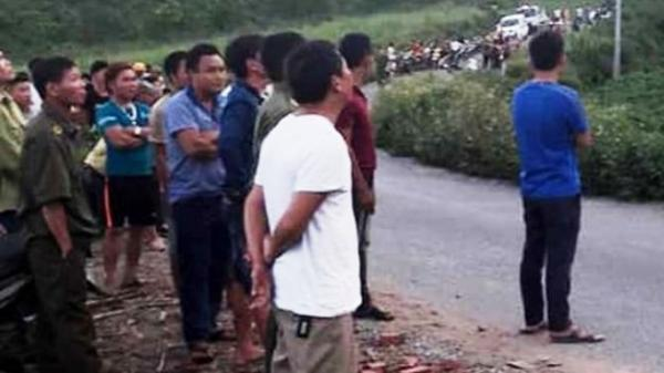 Nghệ An: Dựng cáp viễn thông, 4 người bị điện giật t.ử vong