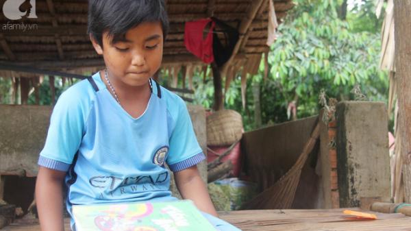 Trà Vinh: Ước mơ đến trường của bé trai 10 tuổi nghỉ học đi hái ớt kiếm tiền chữa bệnh cho cháu gái nhỏ mắc bệnh bướu cổ