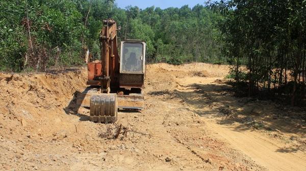 Trà Vinh: Xử phạt đối tượng khai thác khoáng sản trái phép.