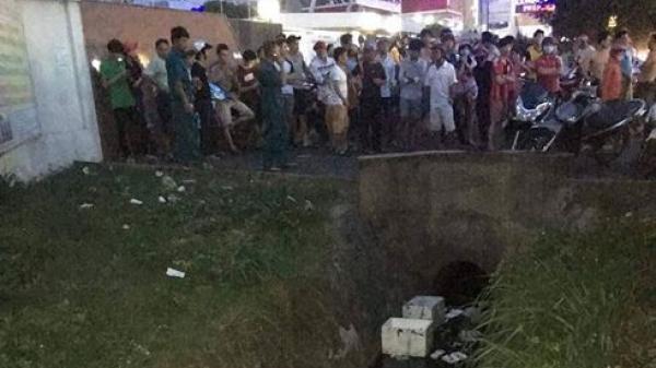 Tiết lộ bất ngờ về xác chết mất chân tay dưới kênh nước ở vùng giáp ranh Sài Gòn