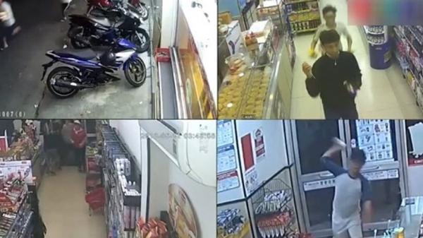 Cướp siêu thị 24 giờ: Ám ảnh kinh hoàng tội phạm ở TPHCM