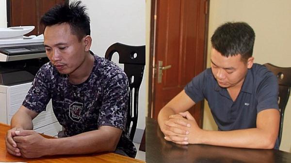 Bắt 2 đối tượng trong đường dây cá độ bóng đá mùa World Cup ở Nghệ An