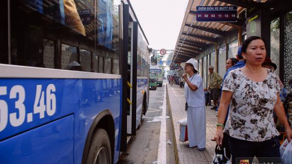 Người Sài Gòn được sử dụng wifi miễn phí khi đi trên 21 tuyến xe buýt này