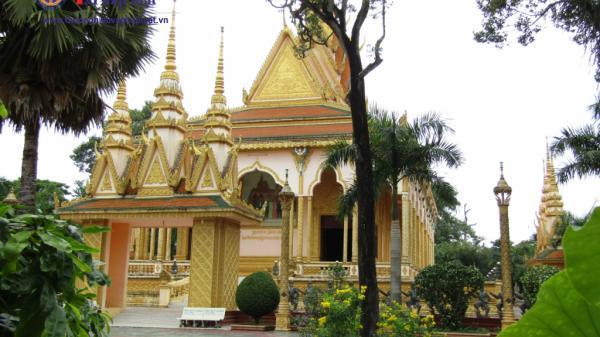 Về Trà Vinh, nhất định phải ghé thăm ngôi chùa độc đáo mang tên Chùa Cò