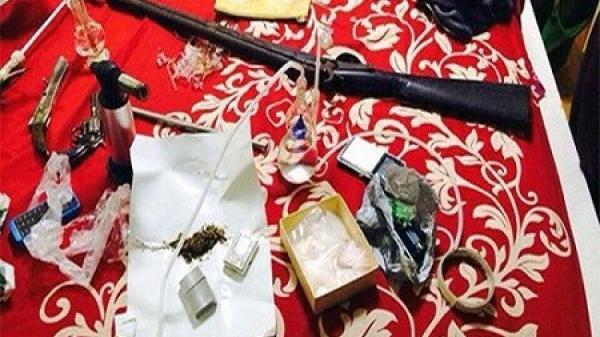 Trà Vinh: Bắt đối tượng tàng trữ ma túy trái phép có vũ khí thô sơ