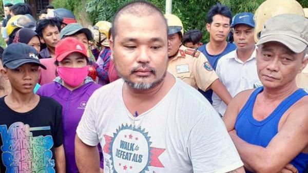 Truy đuổi gần 100 km bắt kẻ trộm xe tải đông lạnh ở Sài Gòn