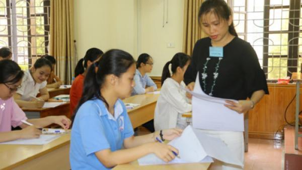 Nghệ An: Công bố điểm chuẩn vào các trường chuyên