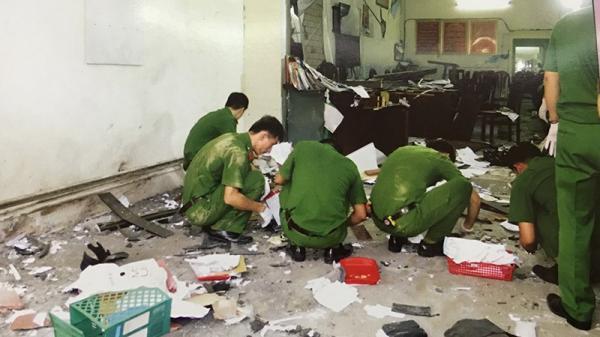 Kẻ khủng bố ở Tân Bình xin đi nhờ vệ sinh để điều nghiên trước