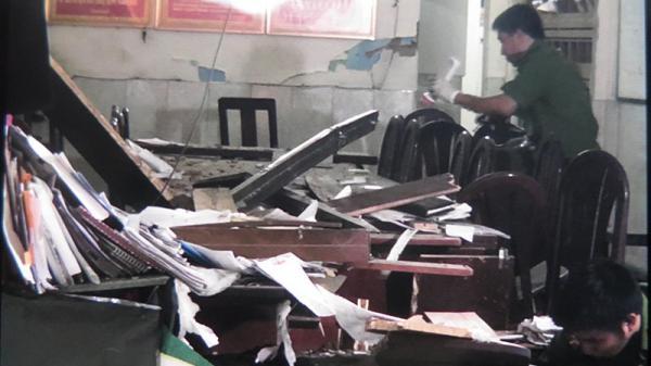 Thông tin rúng động vụ bắt nhóm khủng bố trụ sở công an ở TP.HCM
