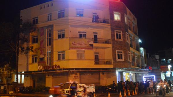 Sóc Trăng: Người đàn ôngthiệt m ạ ng khi rơi từ lầu 3 khách sạn