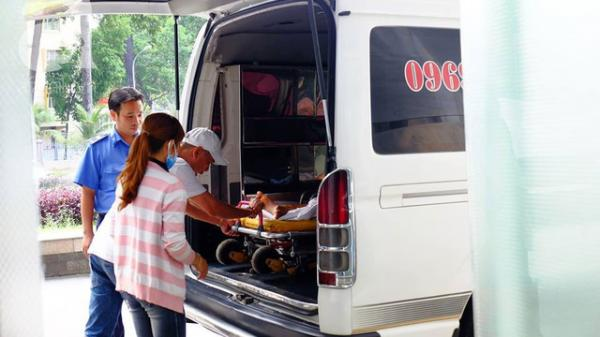 TP.HCM: Bé gái 4 tuổi rơi từ tầng 7 chung cư xuống đất nguy kịch